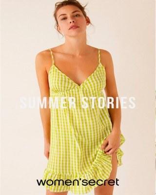 Catalogo Women Secret historias de verano