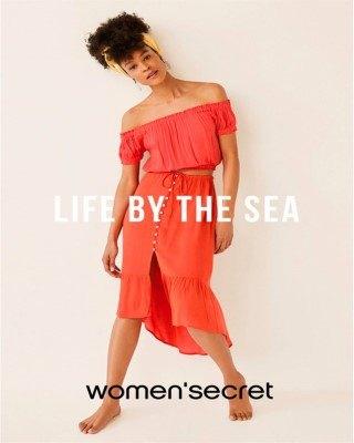 Catalogo Women Secret vida junto al mar