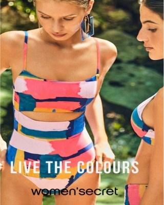 Catalogo Women Secret vive los colores