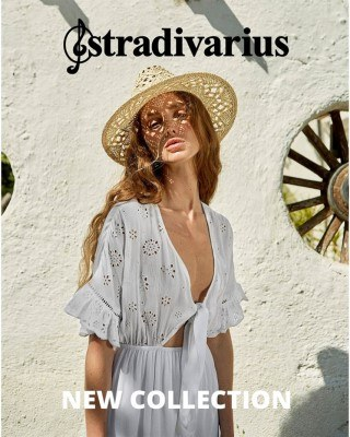 Catalogo nueva coleccion de Stradivarius 2019