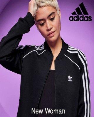 Catalogo Adidas nuevo solo para las mujeres