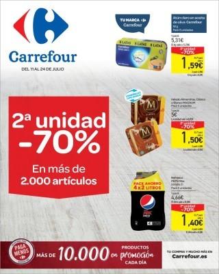 Catalogo Carrefour unidad con un gran descuento de 70 prociento