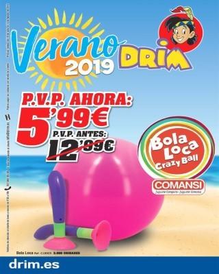 Catalogo Drim verano del 2019