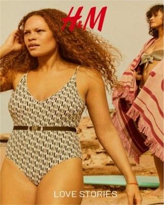 Catalogo H&M historias de amor