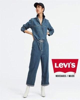 Catalogo Levis novedades para mujeres - Levi's
