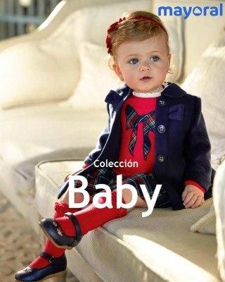 Catalogo Mayoral nueva coleccion baby