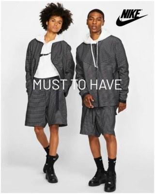 Catalogo Nike debes de tener