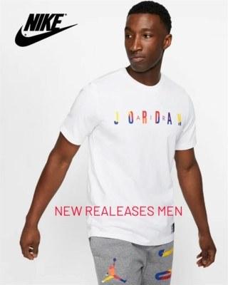 Catalogo Nike lanzamientos