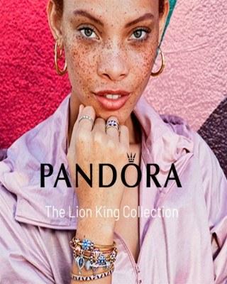 Catalogo Pandora la coleccion del rey leon