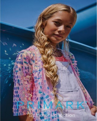 Catalogo Primark colecciones de verano