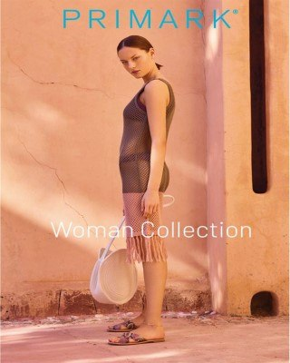 Catalogo Primark colecciones para las mujeres