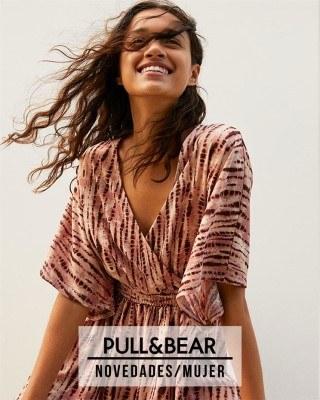 Catalogo Pull & Bear novedades solo para mujeres