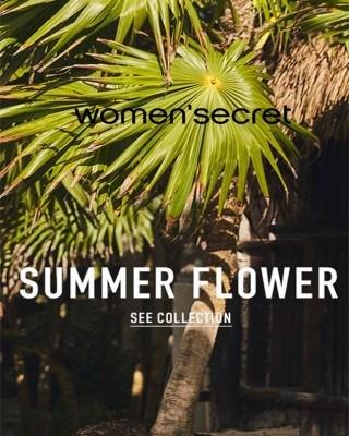 Catalogo Women Secret flor de verano