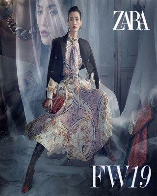 Catalogo Zara campana 2019