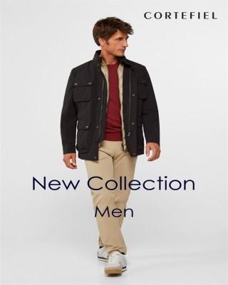 Catalogo Cortefiel colecciones nuevas para hombres