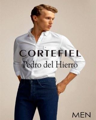 Catalogo Cortefiel pedro hierro hombr