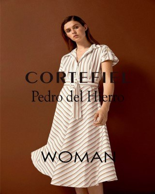 Catalogo Cortefiel pedro hierron mujer