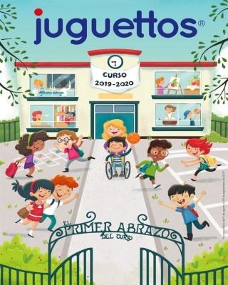 Catalogo Juguettos vuelta al cole 2019