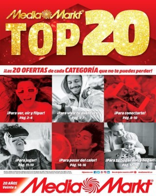 Catalogo Media Markt top 20