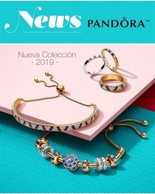 Catalogo Pandora nueva coleccion 2019