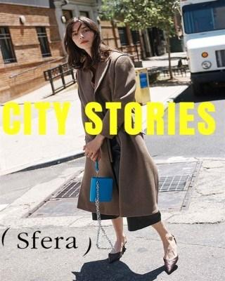 Catalogo Sfera historias de la ciudad