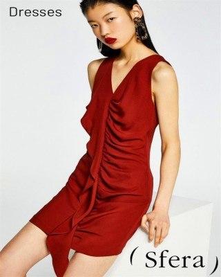 Catalogo Sfera nueva colección vestidos