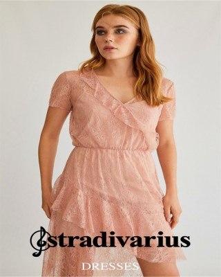 Catalogo Stradivarius vestidos