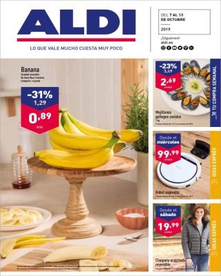 Catalogo Aldi variedad de productos