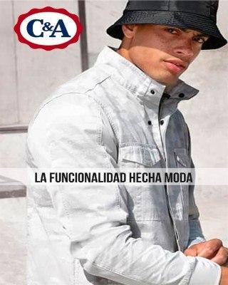Catalogo C&A la funcionalidad hecha moda