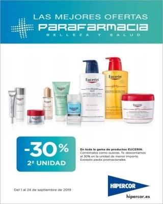 Catalogo Hipercor para farmacia en belleza y salud