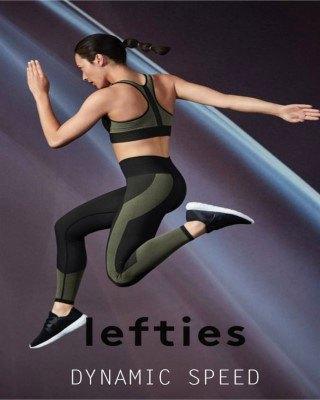 Catalogo Lefties velocidad dinamica