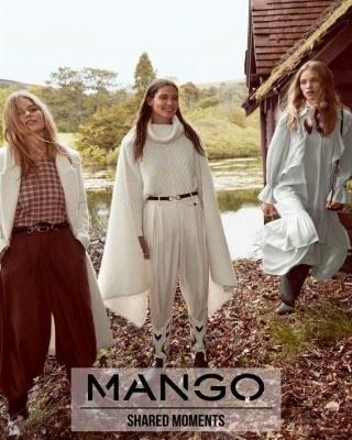 Catalogo Mango momentos compartidos