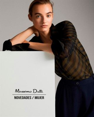 Catalogo Massimo Dutti las novedades para mujeres