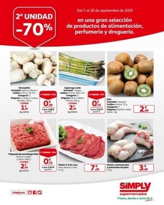 Catalogo Simply 70 porciento en gran seleccion de productos
