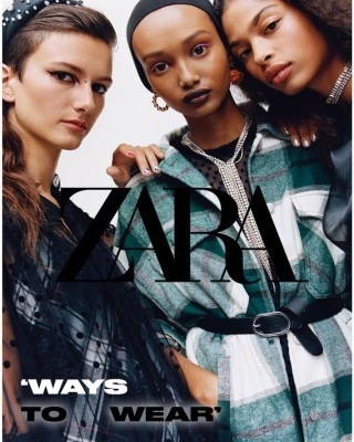 Catalogo Zara maneras de usar