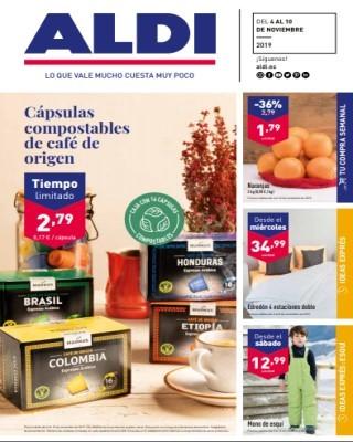 Catálogo Aldi Pan recién horneado varias veces al dia