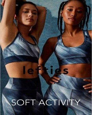 Catalogo Lefties actividad suave