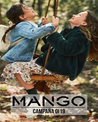 Catalogo Mango campaña oi19