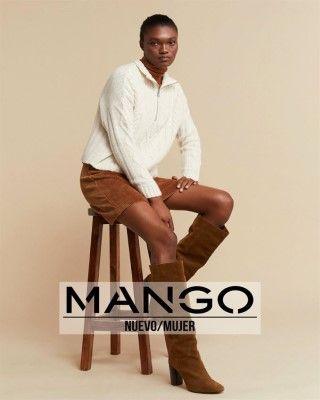 Catalogo Mango nuevo para la mujer