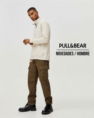 Catalogo Pull & Bear las nuevas novedades de hombre