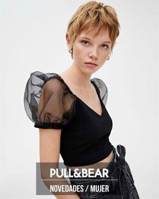 Catalogo Pull & Bear las nuevas novedades de mujer