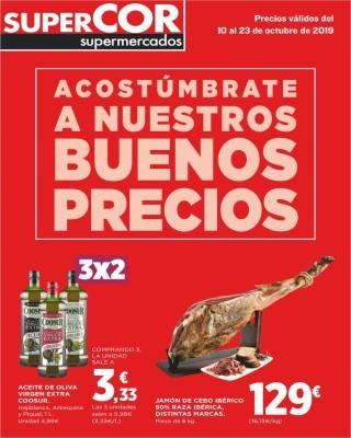 Catalogo Supercor 3x2 de buenos precios