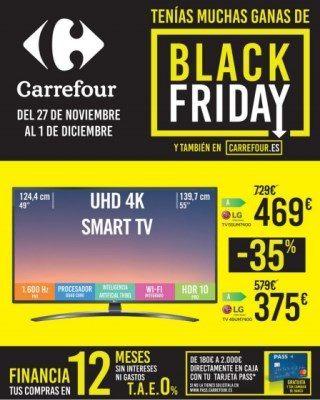 Catálogo Carrefour Viernes Negro