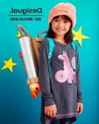 Catalogo Desigual Coleccion Para Niños