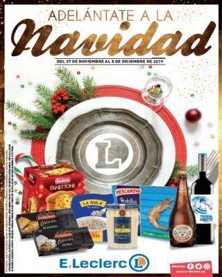 Catalogo Eleclerc Adelantate A La Navidad