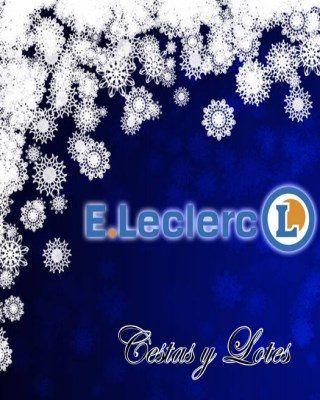 Catalogo Eleclerc Cestas Y Lotes De Navidad