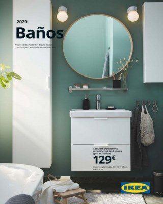 Catalogo Ikea Baños 2020