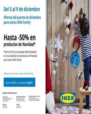 Catalogo Ikea Hasta 50% En Productos De Navidad