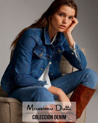 Catalogo Massimo Dutti Coleccion Denim