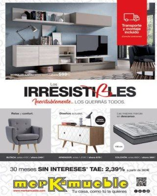 Catalogo Merkamueble Los Irresistibles